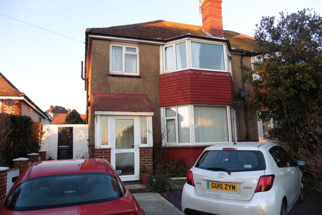Thumbnail Detached house for sale in De La Warr Road, Bexhill-On-Sea