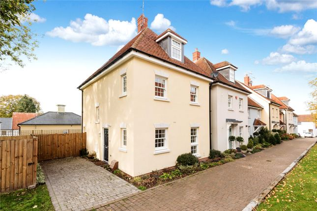 Thumbnail Detached house for sale in Burgage Mews, Alresford, Hampshire