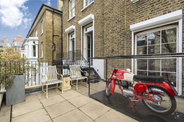Terrace of The Little Boltons, London SW10