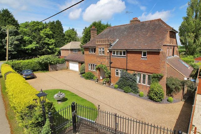 Thumbnail Detached house for sale in Rusper Road, Ifield, Crawley, West Sussex