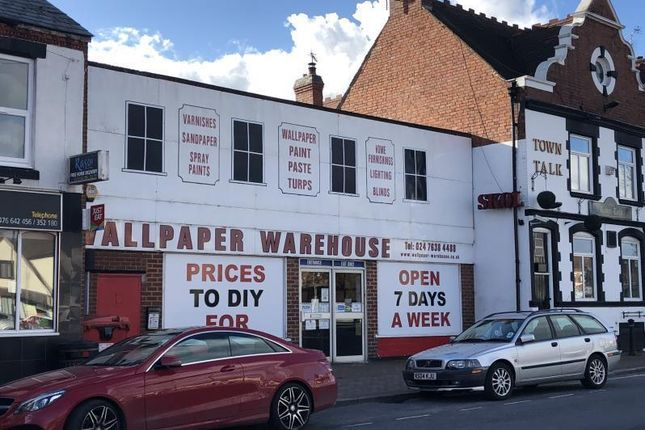 Thumbnail Retail premises to let in 8-10, Abbey Green, Nuneaton