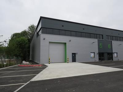 Thumbnail Industrial to let in Maidstone Exchange, Cuxton Road, Parkwood, Maidstone