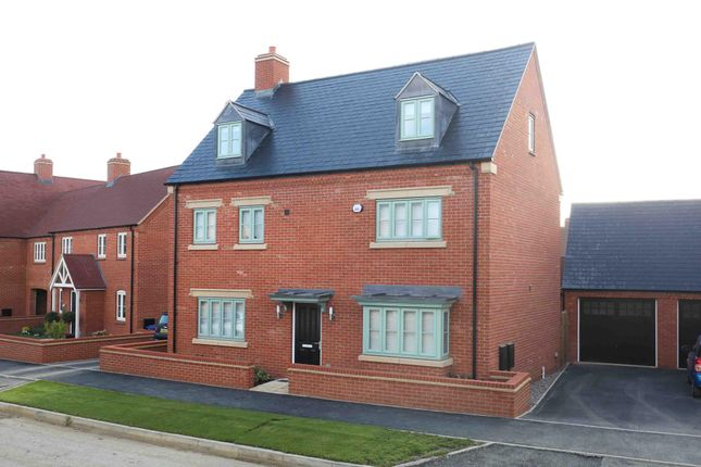 """Thumbnail Detached house for sale in """"Warwick"""" at Halse Road, Brackley"""