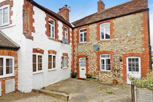 Thumbnail Terraced house for sale in Marsh Street, Warminster