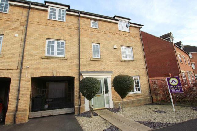 Thumbnail Semi-detached house to rent in Higney Road, Hampton Vale, Peterborough