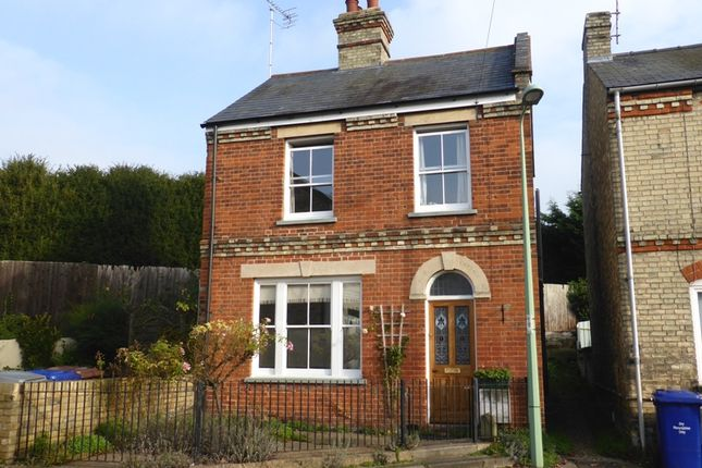 Thumbnail Detached house to rent in Stanley Road, Newmarket