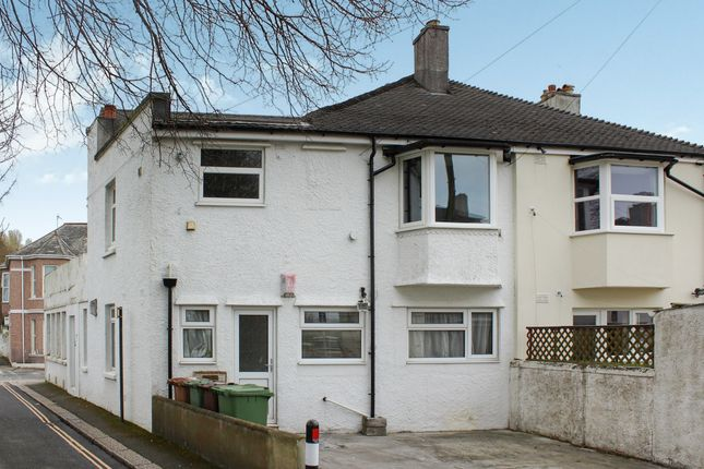 Thumbnail Flat for sale in Warleigh Avenue, Keyham, Plymouth