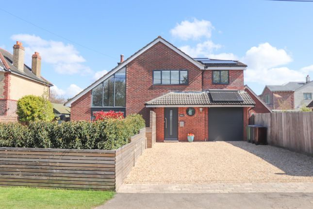 Thumbnail Detached house for sale in Broad Lane, Swanmore, Southampton