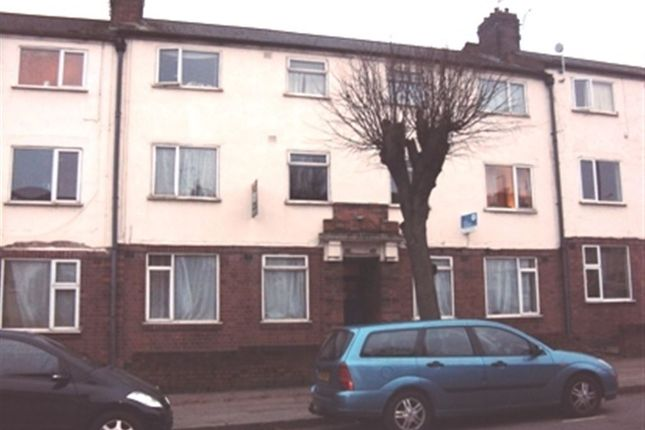 Thumbnail Flat to rent in Albany Road, Earlsdon, Coventry