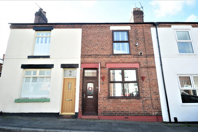 2 bed terraced house to rent in Taylor Street, Warrington WA4