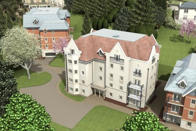 Thumbnail Flat for sale in Audley Ellerslie, 1 Adkins Court, Abbey Road, Malvern