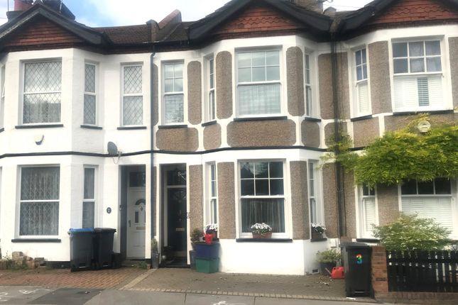 Terraced house for sale in Biddulph Road, South Croydon