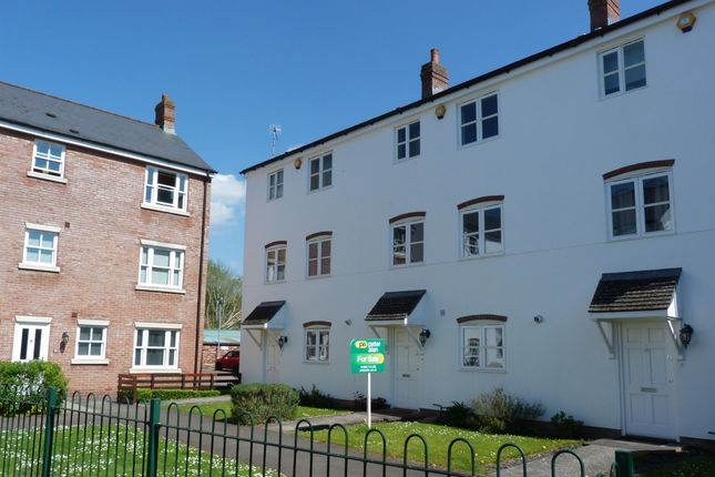 Thumbnail Town house for sale in Monnow Keep, Monmouth