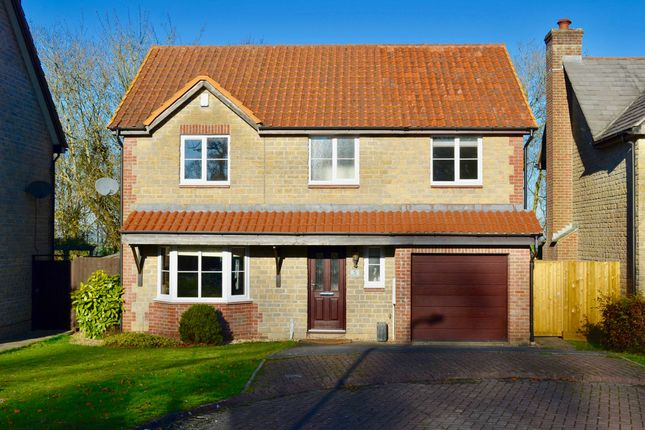 Thumbnail Detached house for sale in Pines Close, Chilcompton