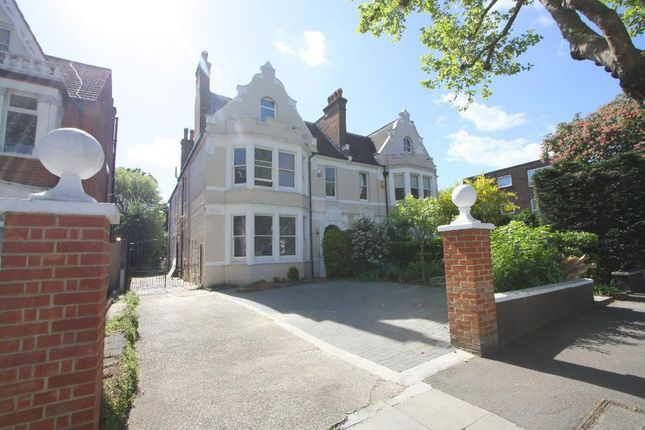 Thumbnail Semi-detached house to rent in Stable & Coach House, Little Heath, Charlton, London