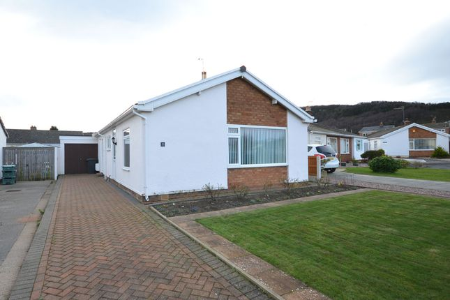 Thumbnail Detached bungalow for sale in St Davids Road, Abergele