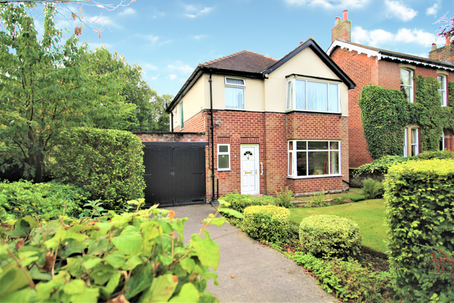 Thumbnail Detached house for sale in Victoria Road, Preston