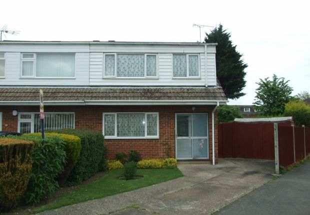 Thumbnail Semi-detached house for sale in Pout Road, Snodland