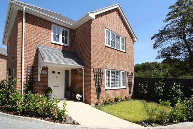 Thumbnail Detached house for sale in Wildwood Close, Fareham