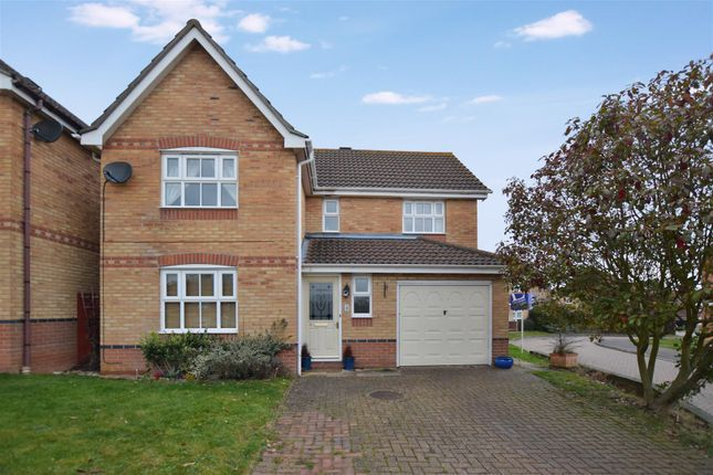 Thumbnail Detached house for sale in Ash Rise, Halstead