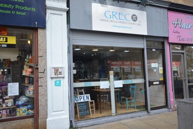 Restaurant/cafe for sale in Great Junction Street, Leith, Edinburgh