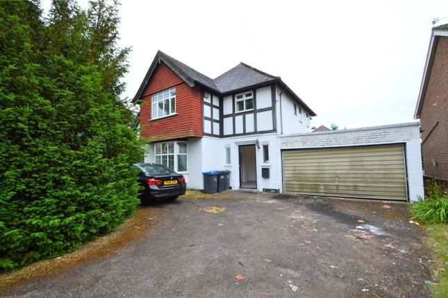 Thumbnail Detached house to rent in Selsdon Road, South Croydon