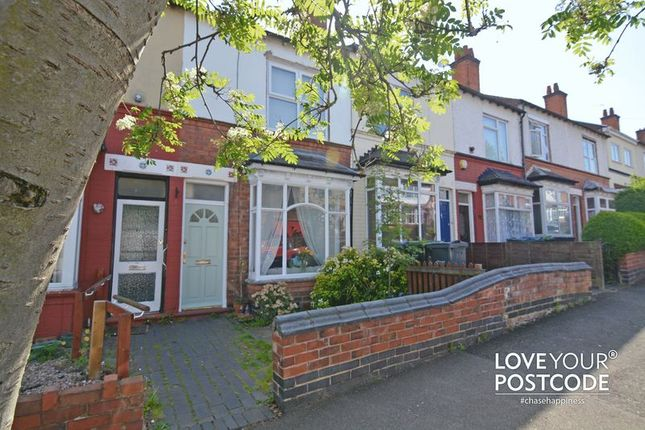 Thumbnail Terraced house for sale in Pargeter Road, Smethwick, Bearwood
