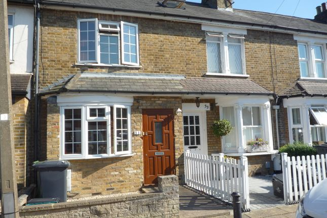 Thumbnail Cottage to rent in Rumbold Road, Hoddesdon