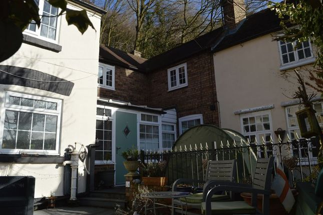 Thumbnail Cottage for sale in Church Road, Coalbrookdale, Telford, Shropshire.