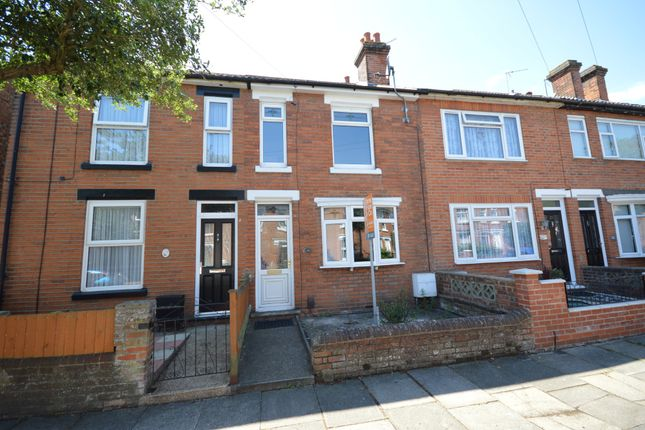 Thumbnail Terraced house for sale in Beche Road, Colchester