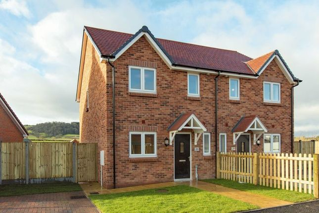 Thumbnail Semi-detached house to rent in Watling Close, Canon Pyon, Hereford