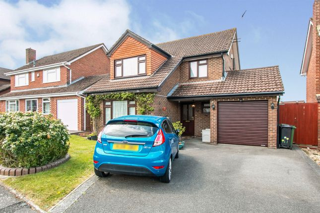 Thumbnail Detached house for sale in Fitzwilliam Close, Bournemouth