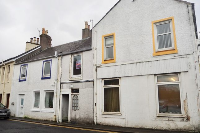 Thumbnail Flat to rent in School Street, Largs, North Ayrshire