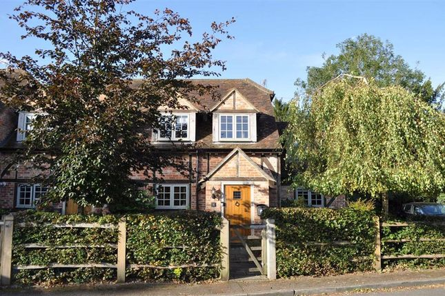 Thumbnail End terrace house for sale in Pottery Lane, Farnham, Surrey