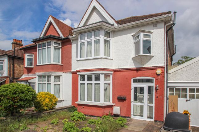 Thumbnail Semi-detached house for sale in Newquay Road, Catford, London