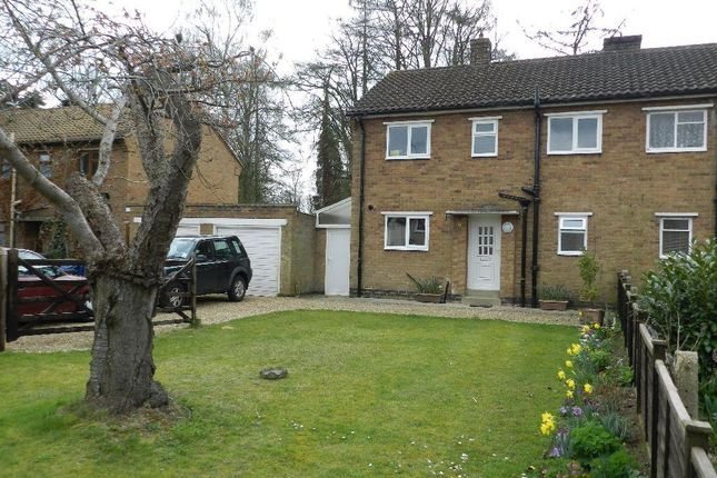 Thumbnail Semi-detached house to rent in High Street, Pitsford, Northampton