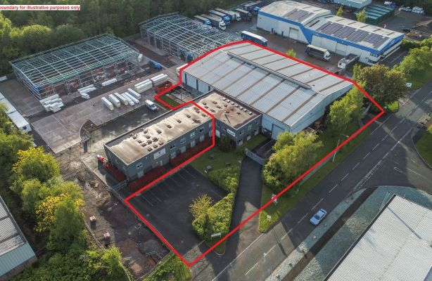 Thumbnail Warehouse to let in Horton House, Halesfield 19, Telford, Shropshire