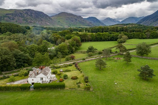 Thumbnail Detached house for sale in The Flass, Wasdale, Seascale