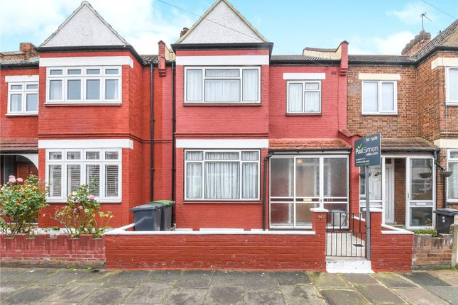 Thumbnail Terraced house for sale in Sirdar Road, Wood Green, London