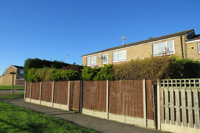 Thumbnail Terraced house for sale in Redmire Close, Bransholme, Hull