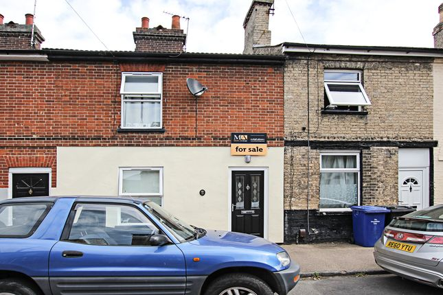 Thumbnail Terraced house for sale in All Saints Road, Newmarket