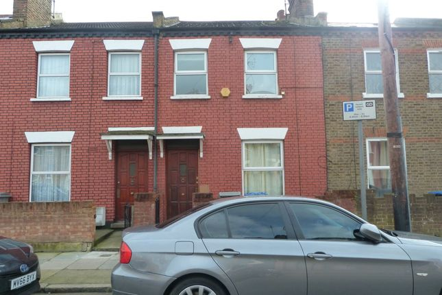 Thumbnail Flat to rent in Meyrick Road, London