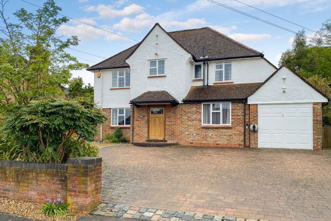 Thumbnail Detached house for sale in Amersham Hill Drive, High Wycombe