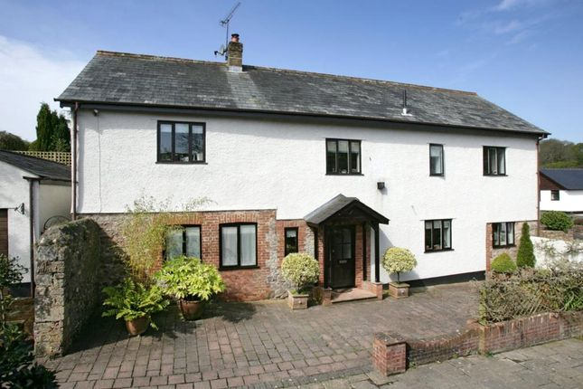 Thumbnail Detached house for sale in Bowd, Sidmouth, Devon