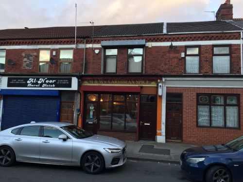 Thumbnail Restaurant/cafe for sale in Old Trafford, Manchester