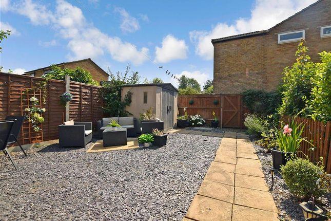 Rear Garden of Manor Forstal, New Ash Green, Longfield, Kent DA3