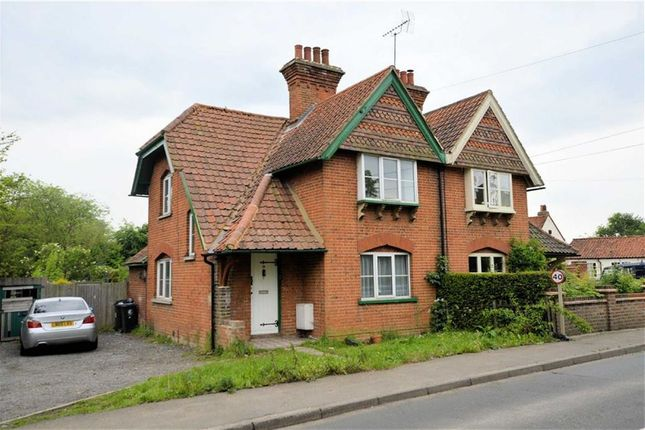 Thumbnail Semi-detached house to rent in Fiddlers Hamlet, Epping