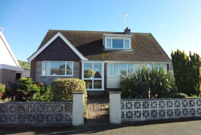 Thumbnail Detached bungalow for sale in Ffordd Dyfrig, Tywyn