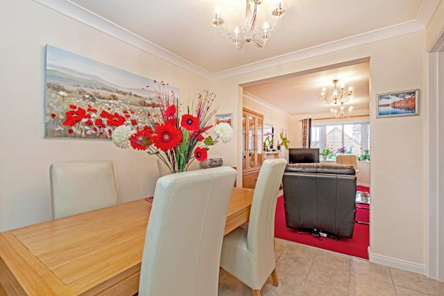 Dining Room of Seagrave Drive, Hasland, Chesterfield S41