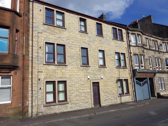 Thumbnail Flat to rent in Maxwellton Street, Paisley, Renfrewshire